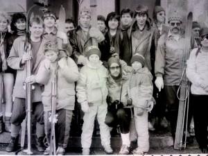 lyžař 1994