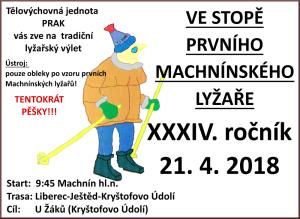 Lyžař XXXIV-mail